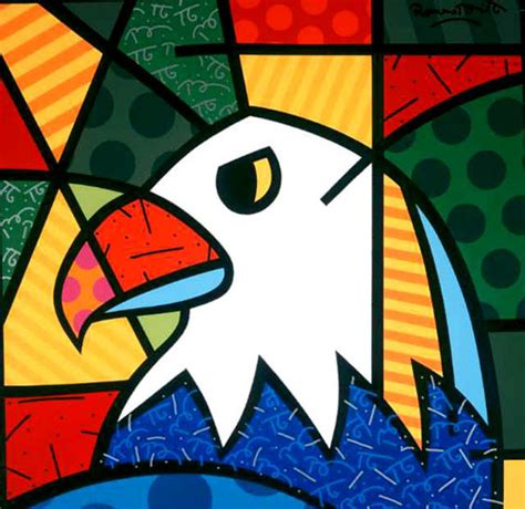 imagenes artisticas colectivas pinturas e quadros do romero britto