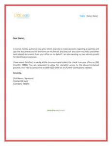 Authorization Letter Meaning 6 Free Printable Authorization Letter Formats And Sles For Word