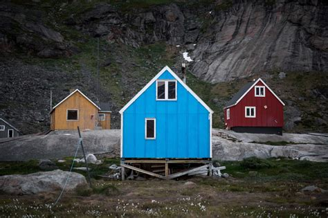 houses in greenland architecture in greenland from colorful wooden houses to swimming pools visit