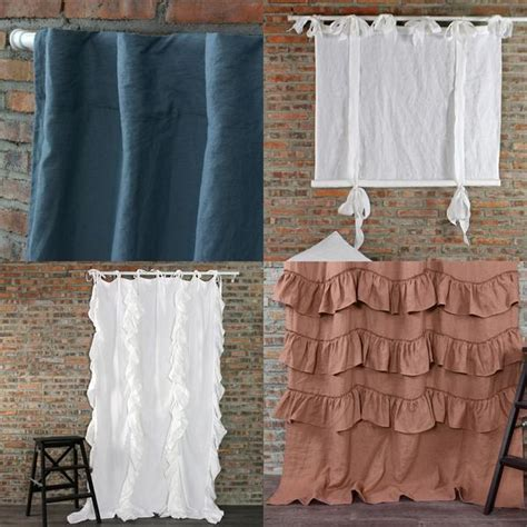 affordable custom curtains order custom pure linen curtains at an affordable cost