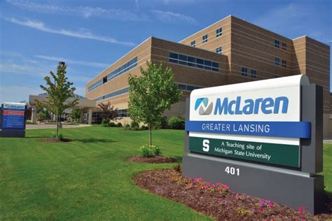 mclaren hospital lansing michigan these 19 hospitals in michigan are the best in the state