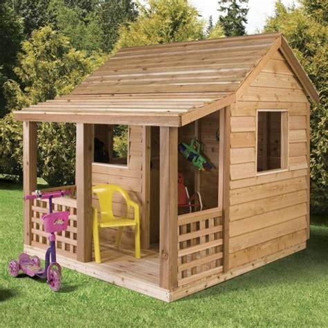 outdoor le cabane de jardin en bois un abri esth 233 tique
