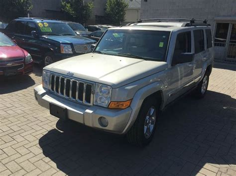 automotive air conditioning repair 2008 jeep commander interior lighting 2008 jeep commander for sale in north providence ri carsforsale com