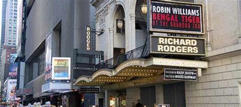 picture suggestion for richard rodgers theatre box office