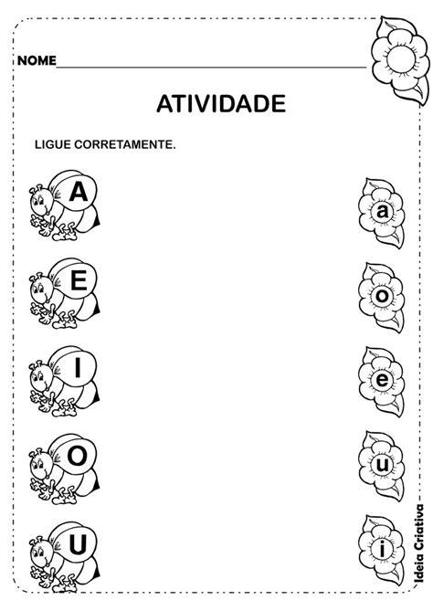 Ideia Criativa - Gi Barbosa Educação Infantil: Atividade