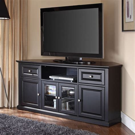 Corner Tv Cabinets For Flat Screens With Doors 25 Best Ideas About Corner Tv Cabinets On Pinterest Wood Corner Tv Stand Tv Cabinet Design