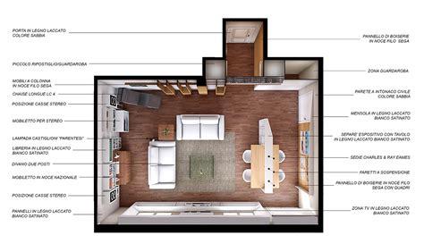 soggiorno studio studio architettura firenze soggiorno