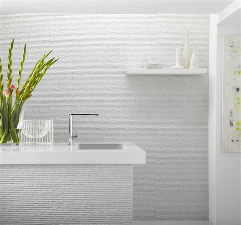 textured tiles bathroom top tips how to decorate with tiles love chic living