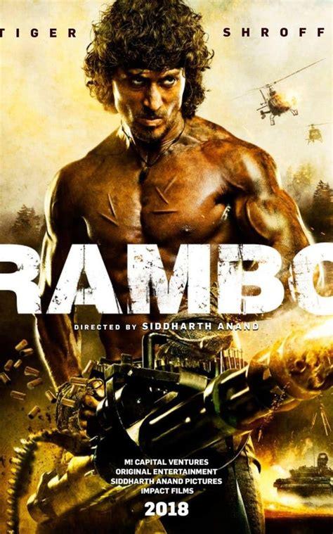 film rambo version francaise تايجر شروف النسخة الهندية من quot رامبو quot