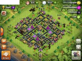 Ensidia clash of clans best th 8 defense layout