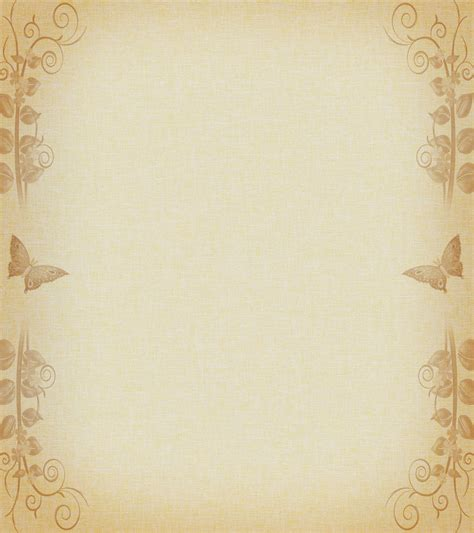 Letter Paper 3 By Spidergypsy On Deviantart Letter Background Template
