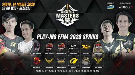 fire indonesia masters  spring play ins