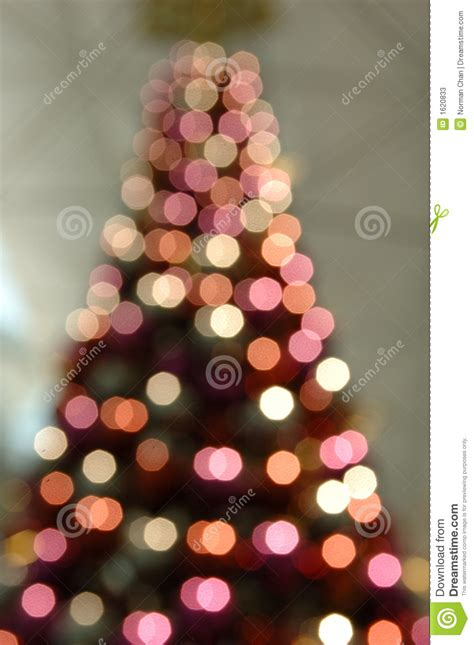 blurred christmas tree lights stock photos image 1620833