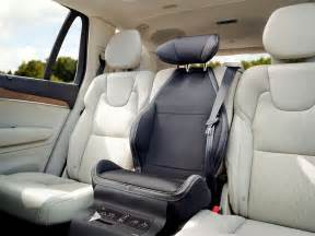 Volvo Xc90 Booster Seat Volvo Cars Celebrates 25th Anniversary Of The Integrated