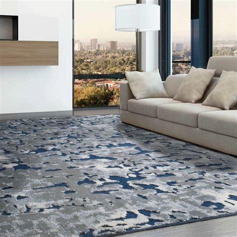 tappeti di moderni genova 38243 tappeto moderno in seta vegetale