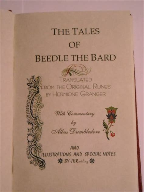 the tales of beedle altered quot the tales of the beedle bard quot book the leaky cauldron org the leaky cauldron org