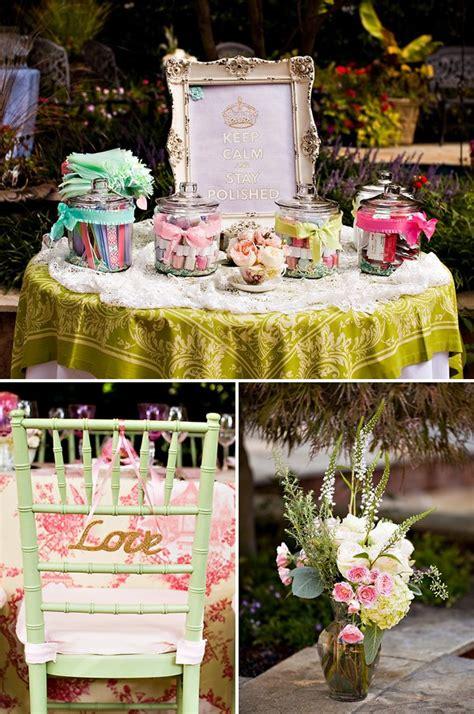 bridal shower decoration city outdoor vintage lace tea bridal shower bridal shower ideas themes