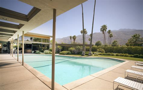 famous california architects architecture of the rich and famous in palm springs