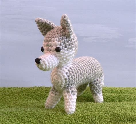 amigurumi husky pattern amidogs husky amigurumi crochet pattern planetjune shop