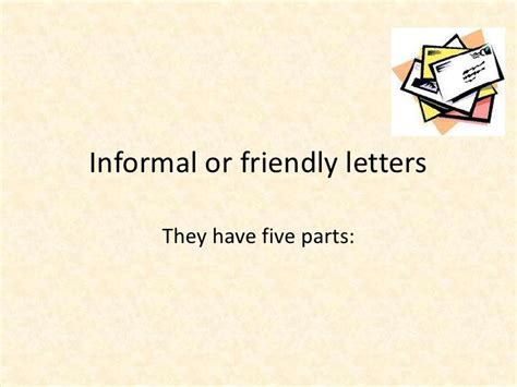 Closing A Letter In Formal Informal Letters