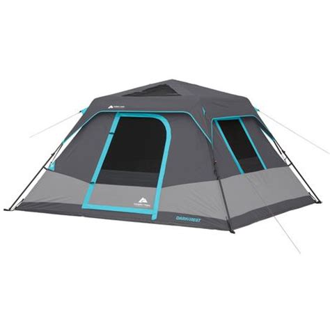 Ozark Trail Instant Cabin Tent Reviews by Ozark Trail 6 Person Rest Instant Cabin Tent Walmart Ca