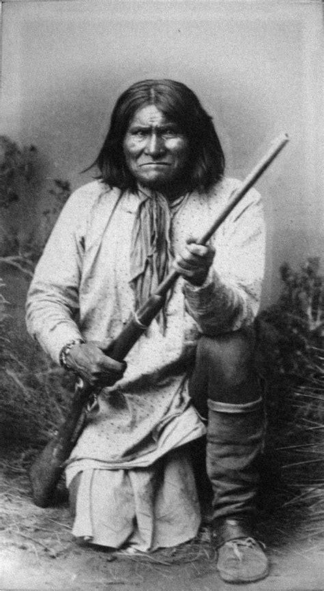 Geronimo In 11 04 2011 museum of the american new york n y