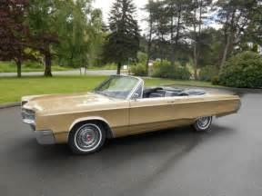 67 Chrysler 300 For Sale Mopar 1967 Chrysler 300 Convertible 440 Tnt One Owner