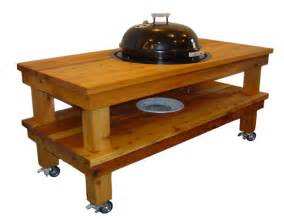 bl working grill table plans