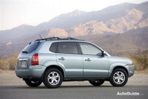 hyundai jeep models 2009 hyundai tuscon gls review car reviews