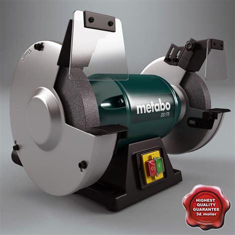 metabo bench grinder review bench grinder metabo ds175 3d 3ds