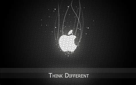 mac different wallpaper for each space think different apple wallpapers wallpaper cave