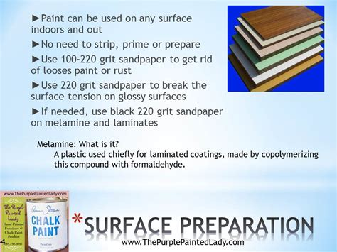 chalk paint how to use information about chalk paint 174 the purple painted