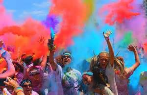 color run the color run tropicolor world tour makes a splash in