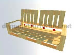 meubles en kit pour le jardin canap 233 d ext 233 rieur avec des