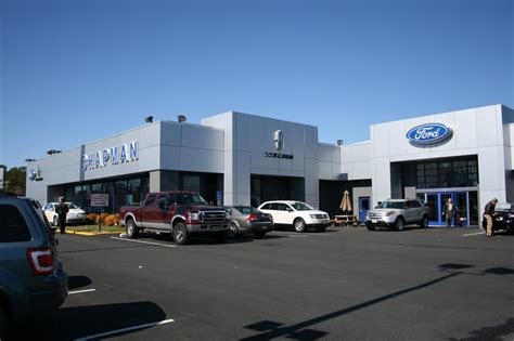 chapman ford lincoln dealerships 6744 black