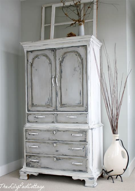 Painted Armoire Furniture by Furniture Painting Again 3rd Times The Charm The