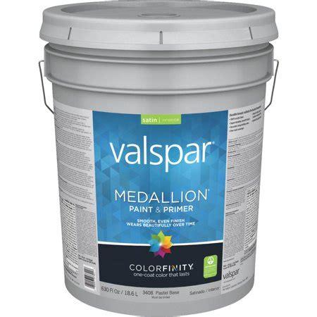 100 acrylic interior paint valspar medallion 100 acrylic paint primer satin