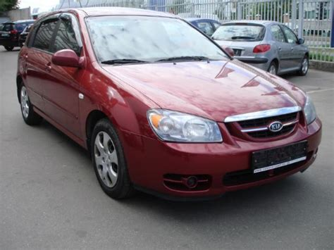 2006 Kia Forte 2006 Kia Cerato For Sale 1 6 Gasoline Ff Automatic For