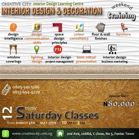 interior design and decoration courses interior design and decoration certificate course