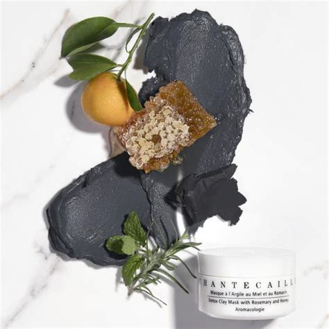 Chantecaille Detox Mask by Detox Clay Mask Chantecaille