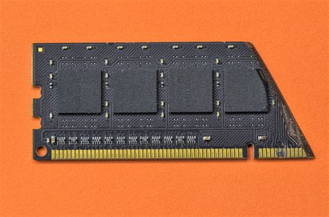 ram stick we chopped up a ram stick to show you how it works pcworld