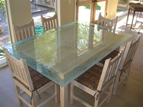 etched glass dining mountains border glass dining tables sans soucie