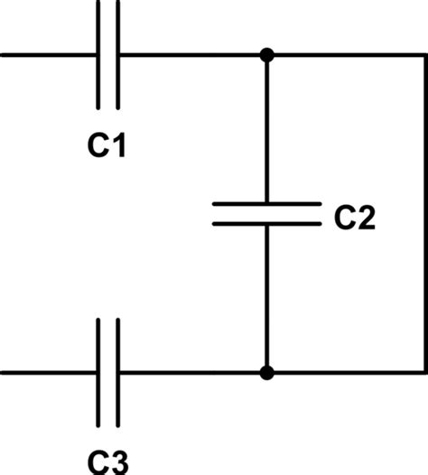 capacitors in circuits exles why is the capacitor circuited in this exle electrical engineering stack exchange