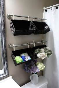 Diy Bathroom Ideas For Small Spaces by 30 Brilliant Diy Bathroom Storage Ideas