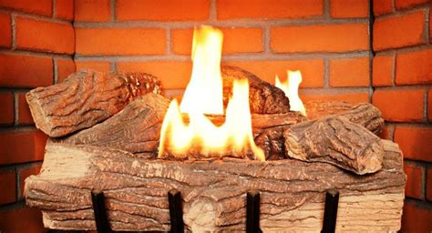 Best Artificial Fireplace Logs by Best Fireplace Logs Home Fireplaces Firepits