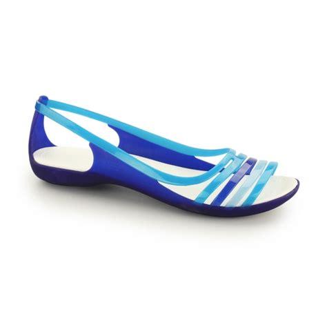 Crocs Flat Blue crocs flat sandals blue turquoise buy at