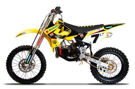 Suzuki 85cc Dirt Bike 2002 2012 Suzuki Rm 85 Factory Suzuki Stewart Dirt
