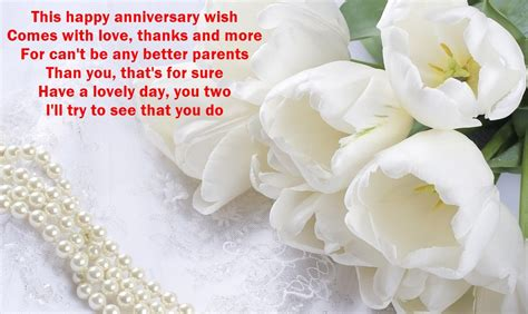 Wedding Bible Verses For Parents by Parents Wedding Anniversary Verses Card Verses