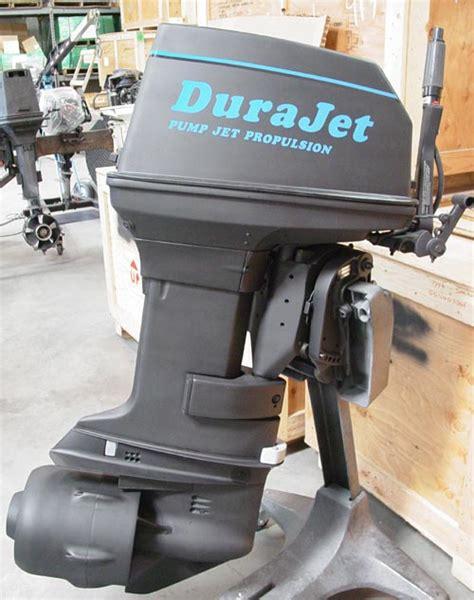 jet boat outboard 55hp johnson dura jet pump jet outboard boat motors for sale