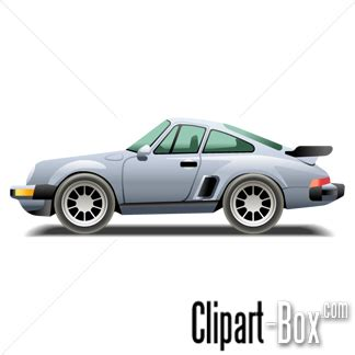 porsche cartoon clipart porsche 911 cartoon style car toon pinterest